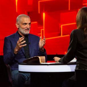 """Live Stream Online """"40 de întrebări cu Denise Rifai"""" - Ediţia de marți, 13 iulie 2021 - VIDEO. Damian Drăghici, față în față cu Denise Rifai!"""