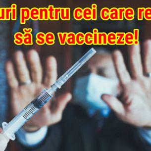 Vaccinarea devine obligatorie și în România? Ce se întâmplă cu persoanele care refuză imunizarea