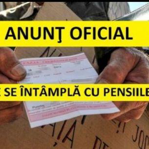 ANUNȚUL care afectează milioane de români! Ce se întâmplă acum cu pensiile
