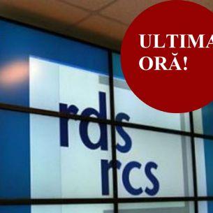 ANUNȚUL care afectează milioane de români. Toți clienții RCS-RDS trebuie să știe asta! Se întâmplă până la 31 august 2021