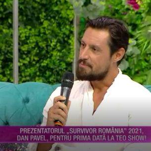 Daniel Pavel, detalii neștiute din spatele experienței Survivor România. A refuzat să mănânce din spirit de solidaritate pentru concurenți