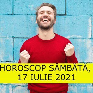 // HOROSCOP 17 iulie 2021 // O zodie are parte de o zi excelentă! Fecioarele fac planuri de vacanță