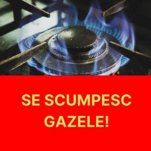 // SCUMPIRE gaze 2021 // CINE va plăti prețuri mai mari de la 1 octombrie 2021?