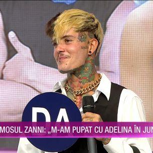 Zanni,  dezvaluirea momentului dupa Survivor Romania 2021: