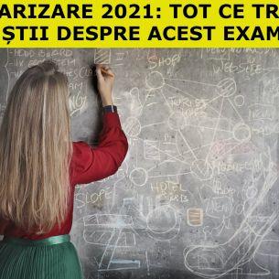 Titularizare 2021: Candidații susțin astăzi proba scrisă! Ce pățesc candidații la Titularizare 2021 eliminați pentru fraudă sau tentativă de fraudă
