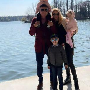 """Cristi Borcea, din nou tată? Vestea dată de Valentina Pelinel: """"O binecuvântare de la Dumnezeu!"""""""