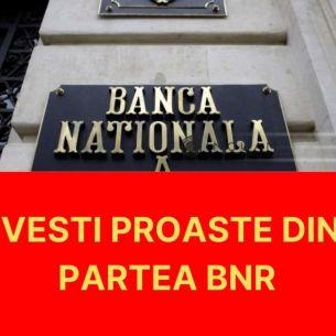 ANUNȚUL care afecteaza milioane de români! Banca Nationala a Romaniei a lansat previziuni sumbre in privinta inflatiei pentru lunile urmatoare!