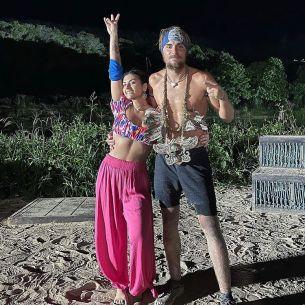 Vestea bomba! Andrei Dascalu si Roxana Ghita formeaza un cuplu. CINE a facut dezvaluirea si unde au petrecut cei doi Razboinici dupa competitia Survivor Romania 2021
