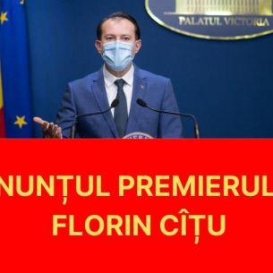 Reactia Premierului Florin Cîțu dupa ce a fost intrebat daca vor îngheța salariile bugetarilor! Ce se va  întampla daca datoria publica va atinge 50% din PIB?