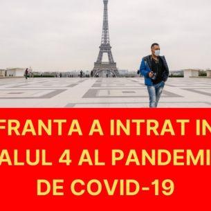 ANUNȚUL care îi afectează pe turiștii care îsi planificaseră o vacanță în Franța! Noi restricții și condiții de calatorie au fost introduse în Hexagon, după intrarea în al patrulea val al pandemiei!