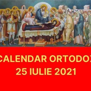 SARBATOARE mare, duminica, 25 iulie 2021: Biserica Ortodoxa praznuieste Adormirea Sfintei Ana, mama Fecioarei Maria! RUGACIUNEA care se rosteste in aceasta zi!