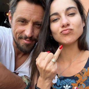 Daniel Pavel si iubita lui, Marina, s-au logodit! Primele declaratii ale prezentatorului Survivor Romania 2021.  Ce i-a scris Cosmin Stanciu imediat prezentatorului TV