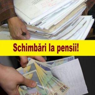 Vestea momentului pentru români! Se modifică legea pensiilor pentru cei care lucreaza peste vârsta de pensionare