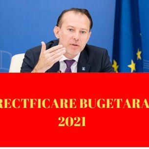 """Florin Cîțu, despre rectificarea bugetară: """"Voi transmite documentul liderilor Coaliției de guvernare"""""""