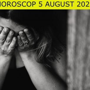 // Horoscop zilnic joi, 5 august 2021// O zodie are mare succes! Vărsătorii pierd bani!