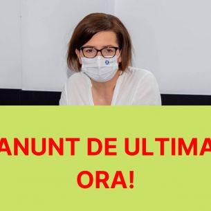 """OFICIAL! Ministrul Sănătății a anunțat restricții pentru persoanele nevaccinate: """"A început valul 4"""" De când intră în vigoare"""