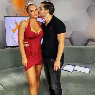 Este oficial! Albert Oprea si Simona Hapciuc formeaza un cuplu. Cum a cucerit-o Razboinicul pe frumoasa antrenoare de fitness. Mesajul lui Alin Salajean pentru cei doi