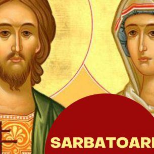 """Sărbătoare joi, 26 august 2021: Creștinii prăznuiesc doi Sfinți importanți. Nu uita să le urezi """"La mulți ani"""" persoanelor care poartă aceste nume"""