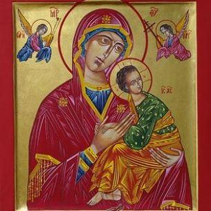 Ce minuni a făcut icoana Maicii Domnului la Sibiu: