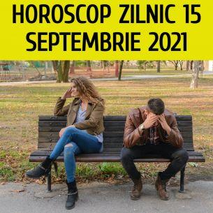 Horoscop zilnic miercuri, 15 septembrie 2021. O zodie se desparte de partener! Fecioarele cheltuie mulți bani!