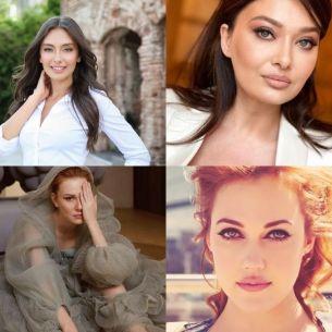 O celebra actrita din Turcia si-a surprins fanii cu cea mai spectaculoasa schimbare de look de pana acum! In prezent este de nerecunoscut!