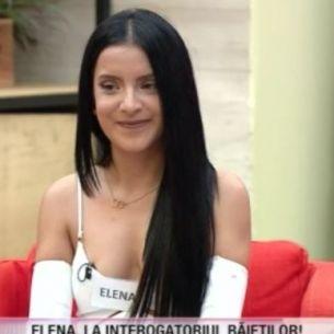 Elena este noua concurenta de la Puterea dragostei! Iata ce detalii au iesit la iveala despre frumoasa bruneta!