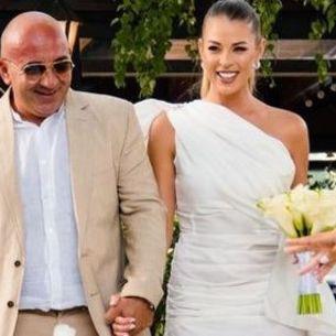 Surpriza uriasa! Roxana Nemes si iubitul ei, Calin Hagima, s-au casatorit civil. Cum s-a imbracat frumoasa artista in cea mai frumoasa zi a ei