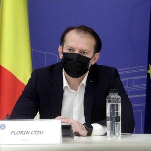 Premierul Florin Cîțu a aprobat măsuri mai dure ca în starea de urgență. Lista completă a restricțiilor care vor intra în vigoare. Magazinele se vor închide la ora 18:00 unde rata este între 4 și 6 la mia de locuitori