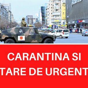 Stare de URGENȚĂ de săptămâna asta? Anunțul care zguduie România din temelii