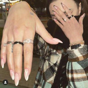 """A spus """"DA""""?  Fosta concurentă de la """"Bravo, ai stil! Celebrities"""", primele imagini cu inelul"""