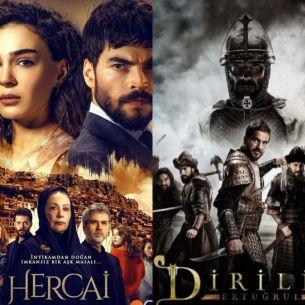 Care sunt cele mai apreciate seriale turcesti conform site-ului imdb.com? Unele dintre ele sunt difuzate si la Kanal D