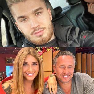 Relația neștiută dintre Sebastian Chitoșcă,  Anamaria Prodan și Laurențiu Reghecampf.  Ce legătură are fotbalistul cu întreaga familie