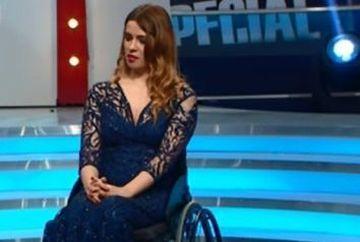 Este cea mai frumoasa poveste de dragoste! Magda Coman, fotomodelul in scaun cu rotile, s-a casatorit cu un fotograf si il iubeste nebuneste