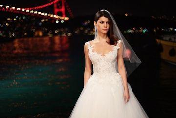 Cele mai frumoase mirese din serialele turcesti! Iata ce actrite au imbracat rochia de mireasa si care dintre ele au cucerit publicul prin eleganta si gratie!