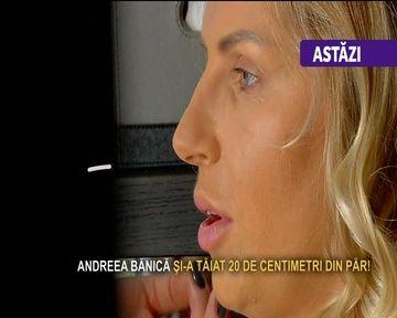 Schimbare spectaculoasa de look pentru Andreea Banica! Artista si-a tait 20 de centimetri din par! Iata cum arata acum aceasta si cat curaj a avut sa ia o astfel de hotarare
