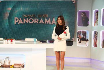 """S-a dat startul filmarilor pentru """"Bravo, ai stil! Panorama""""!  Alaturi de Cristina Mihaela a fost in platou si Alina, concurenta in primul sezon """"Bravo, ai stil!"""""""
