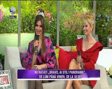 """Cristina Mihaela si Alina Ionescu au dezvaluit cele mai inedite momente din culisele savuroasei emisiuni """"Bravo, ai stil! Panorama""""! Iata ce picanterii au povestit acestea si ce sfaturi au oferit in materie de fashion!"""