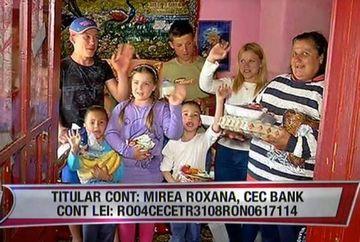 CAZ REVOLTATOR! Are 8 copii si a reusit sa fuga de langa sotul pervers!