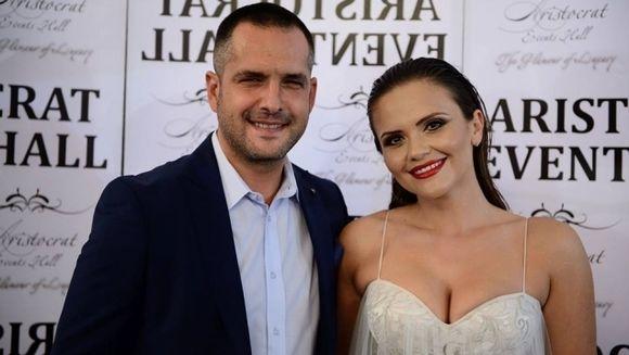 """Iti dau lacrimile! Madalin Ionescu, declaratie inedita pentru sotia sa: """"Aceasta femeie mi-a salvat sufletul"""""""