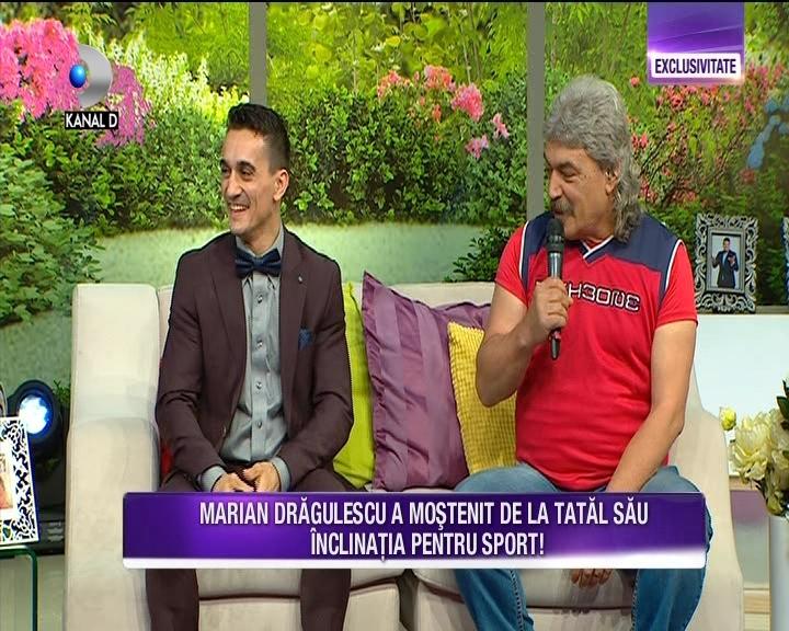Marian Dragulescu, secretul nestiut al unui campion! Celebrul gimnast a fost la un pas de paralizie? Afla detalii despre accidentul care i-a pricinuit cea mai mare suferinta!