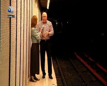 Cel mai bine pazit secret din subteran, in timpul dictaturii lui Ceausescu! Avem cea mai ciudata statie de metrou din lume, construita pe ascuns de ochii Elenei Ceausescu! Iata care era locul preferat al sinucigasilor in acea vreme!