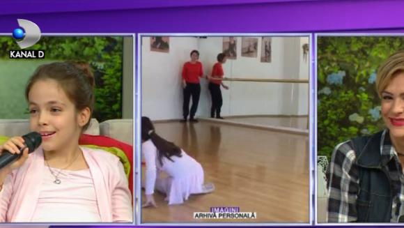 """Roxana Ciuhulescu face antrenamente demne de o adevarata campioana la fitness: """"Merg la sala de cinci ori pe saptamana!"""". Iata cat de mandra este vedeta de faptul ca fiica sa ii mosteneste talentul si ce sporturi practica aceasta"""