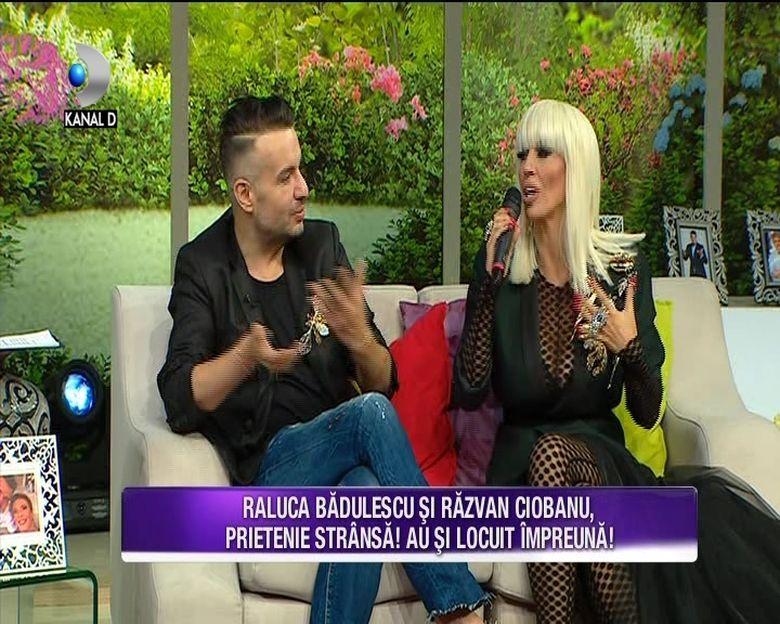 Razvan Ciobanu, prietenie trainica cu Raluca Badulescu! Iata cat de apropiati sunt cei doi si ce marturisiri spectaculoase au facut din trecutul lor