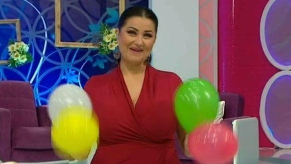 """Gabriela Cristea, peripetii in platoul de televiziune: """"Am experiente cu baloanele astea"""". Vezi ce experienta neplacuta a rememorat prezentatoarea TV!"""