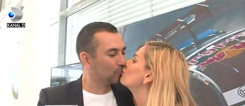 ANDREEA BANICA i-a facut cadou sotului ei o masina de 150.000 de euro! Cum a reactionat Lucian Mitrea cand a primit darul mult visat!