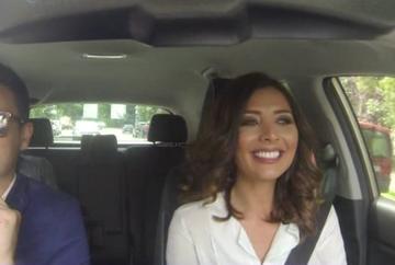 Test de vedeta cu Ilinca Obadescu, prezentatoarea stirilor Kanal D! Iata cum s-a descurcat aceasta la volanul bolidului ei si la ce probe de foc a fost supusa!