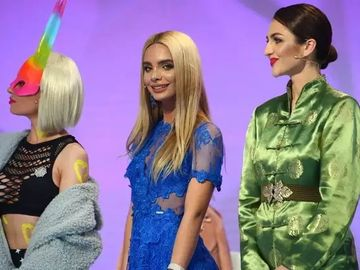 "In Gala ""Bravo, ai stil!"" ce a fost difuzata sambata seara, Sofia a parasit competitia"