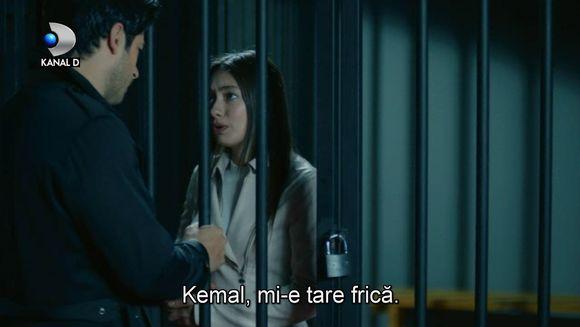 """Emir o """"arunca"""" pe Nihan in inchisoare tocmai cand ea si Kemal credeau ca si-au gasit linistea alaturi de fiica lor! Afla cum se va zbate Kemal s-o salveze pe femeia iubita, in aceasta seara de la ora 20:00, la Kanal D!"""