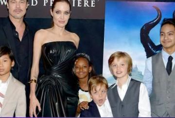 """Fetita Angelinei Jolie si a lui Brad Pitt, la 14 ani, isi va face operatie de schimbare de sex! Shiloh Pitt vrea sa fie strigata """"John"""" si poarta haine de baieti!"""