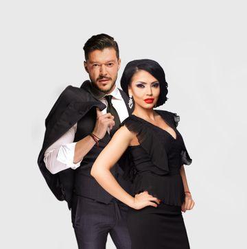 """Andreea Mantea si Victor Slav, preferatii telespectatorilor! Aseara, late night show-ul """"WOWBiz"""" a clasat Kanal D pe locul doi pe toate segmentele!"""